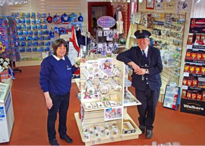 Aviemore Station Shop
